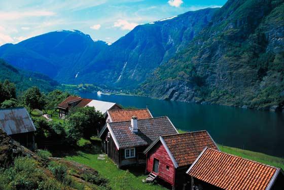 Туры на пароме в норвегию